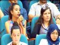 Débat autour du cours du Pr KATI Djamel-Eddine, Univ Bejaia