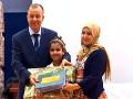 cérémonie de remise des prix aux laureats de l'éducation nationale wilaya de Bejaia, année 2017,part 01