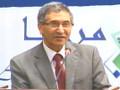 Allocution du Pr SAIDANI Boualem, Recteur de l'université de Bejaia, 10ème salon de l'emploi