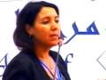 Conférence du  Dr BAA, Maitre de Conférence en Psychologie-Orthophonie  à la Faculté SHS de l'université de Bejaïa»
