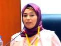 مداخلة  الدكتورة يقرو خالدية أستاذة، محاضرة المركز الجامعي غليزان
