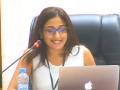 Conférence animée par: Chérine Chams El-Dine (Faculty of Economics and Political Science – Cairo University)