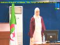 Soutenance de doctorat en Sciences, filière : Biologie, par Mme BOUAOUDIA Nadia