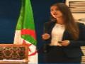 Soutenance de doctorat LMD présentée par Melle MEZIANI Lamia