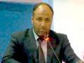 Communication du Dr. KERROUCHE Oussama