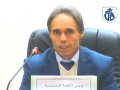 Ouverture du Séminaire National sur:  la protection du littoral dans la législation algérienne