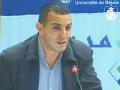 Conférence animée par: CHIKHI Mokrane, Doctorant, Université de Bejaia