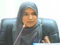 مداخلة السيدة فارح عائشة،جامعة بجاية