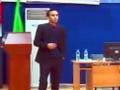 Soutenance d'Habilitation Universitaire présentée par: Dr. BENSLIMANE  Abdelhakim