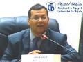 Clôture des travaux du colloque sur le foncier                                                                                                اختتام الملتقى العلمي