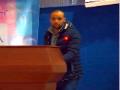 Communication présentée par Mr ALEM Abderrahmane