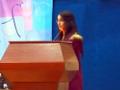Communication présentée par Melle KHOUF Lydia, Doctorant (LMD) équipe 7