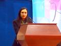 Communication présentée par Melle TAROUDJIT Fouzia, Doctorante (LMD) équipe 3