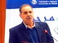 Conférence animée par: RADJEF Mohammed Said, groupe 7 et groupe 8, CROS, Université de Bejaia