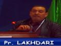 Communication du Pr. LAKHDARI CHU de Bejaia