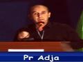 Communication du Pr. ADJA CHU de Bejaia