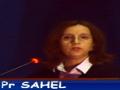 Communication du Pr. SAHEL CHU BEO Alger