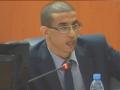 المداخلة الخامسة: مسعودي خالد، طالب دكتوراه حقوق، جامعة بجاية