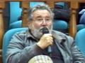 Débat autour, de la Conférence animée par: DOURARI Abderrezzak,  Directeur du CNPLET, part 03