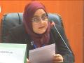 Conférence animée par: Dr HAMOUD Leila, Université de Béjaïa