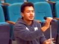 Débat autour, de la première plénière: Théories et pratiques institutionnelles.