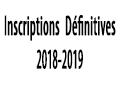 Reportage sur les Inscriptions des nouveaux bacheliers 2018 – 2019