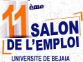 11e édition du Salon de l'emploi de l'Université de Béjaïa