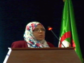 Communication présentée par Mme TORKI S., Univ. Ouargla .
