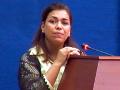 Conférence animée par: Pr MALKI Ghania, Chef Service Pneumo-phtisiologie, CHU de Bejaia