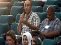 Débat autour de la conférence plénière animée par: Mr MOULAÏ Riadh, L.Z.A, U. Bejaia