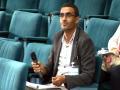 Débat autour de la conférence de Dr AZZI Rachid. Université de Tlemcen.