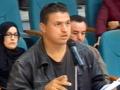 """Débat autour, de la première séance du colloque sur «Le financement par le Crédit-bail en droit algérien"""""""