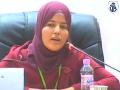 Conférence animée par: BOUDRAHEM Linda, Doctorante en Droit, Université de Béjaia