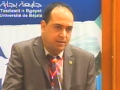 Conférence animée par: BATOUCHE Belkacem, Représentant de la Bourse d'Alger
