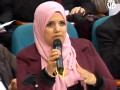 Débat autour, de la conférence animée par: Dr BOURAOUI Kamel, Médecin Généraliste principal, Université de Bejaia.
