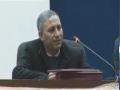 Communication du Pr. BELKACEM Ouremdane, CHU Tizi Ouzou