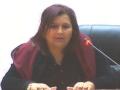 Communication présenté par: Mme HANOUTI Nawel, Représentante de la CASNOS de Bejaia