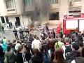 رصد|بجاية|إحراق مقر رئاسة الجامع
