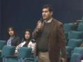 Débat autour de la conférence animée par: Pr MADANI Khodir, Université de Béjaia