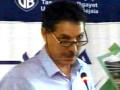 Conférence du Pr a. Belkacem nacer (Service urologie, CHU Bab El Oued, Alger)