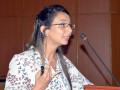 Conférence du Dr FRAHTA, CHU Mustapha