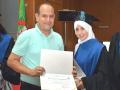 Cérémonie, de remise des prix aux étudiants lauréats 2018/2019, université de Bejaia, suite 1