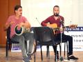 Pause musicale, cérémonie, de remise des prix aux étudiants lauréats 2018/2019, université de Bejaia, suite 2