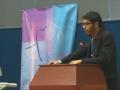 Communication de M. SAHRI Younes, université de Béjaia