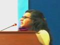Communication présentée par Mme AZZOUZ Zahra