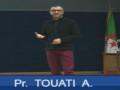 Conférence animée par Pr TOUATI A.