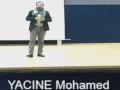 Communication animée par Mohamed YACINE, Coach Associate à Action Learning Institute