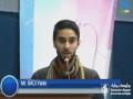 Témoignage de Yanis SACI, Diplômé de l'université de Bejaia