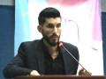 Conférence animée par Dr.TIGHZERT Lyes enseignant à l'université A.MIRA