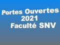 Portes ouvertes sur la Faculté des Sciences de la Nature et de la Vie